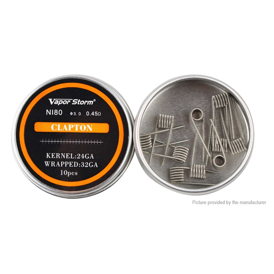 Explore Ni Coil Product Offers And Prices Shopee Malaysia Vape Clapton Kuy