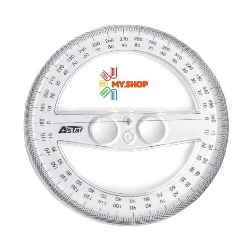 ASTAR 360*/SL11 PROTRACTOR RULER