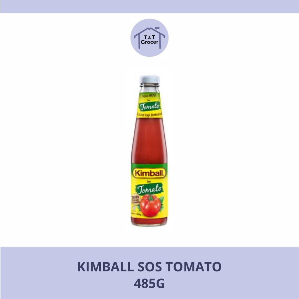 Kimball Sos Tomato (485g)