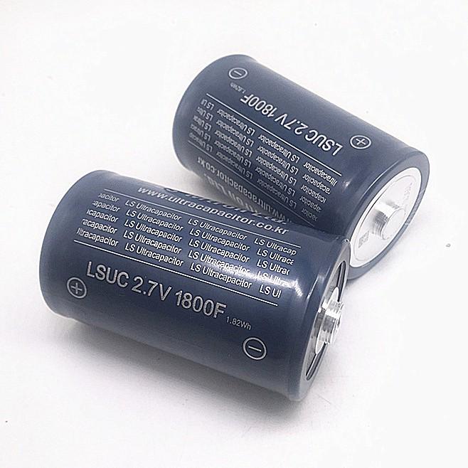 Original-Korea-LSUC-2-7V1800F-Farad-Capacitor-Super-Capacitor-Car-starting-1PCS