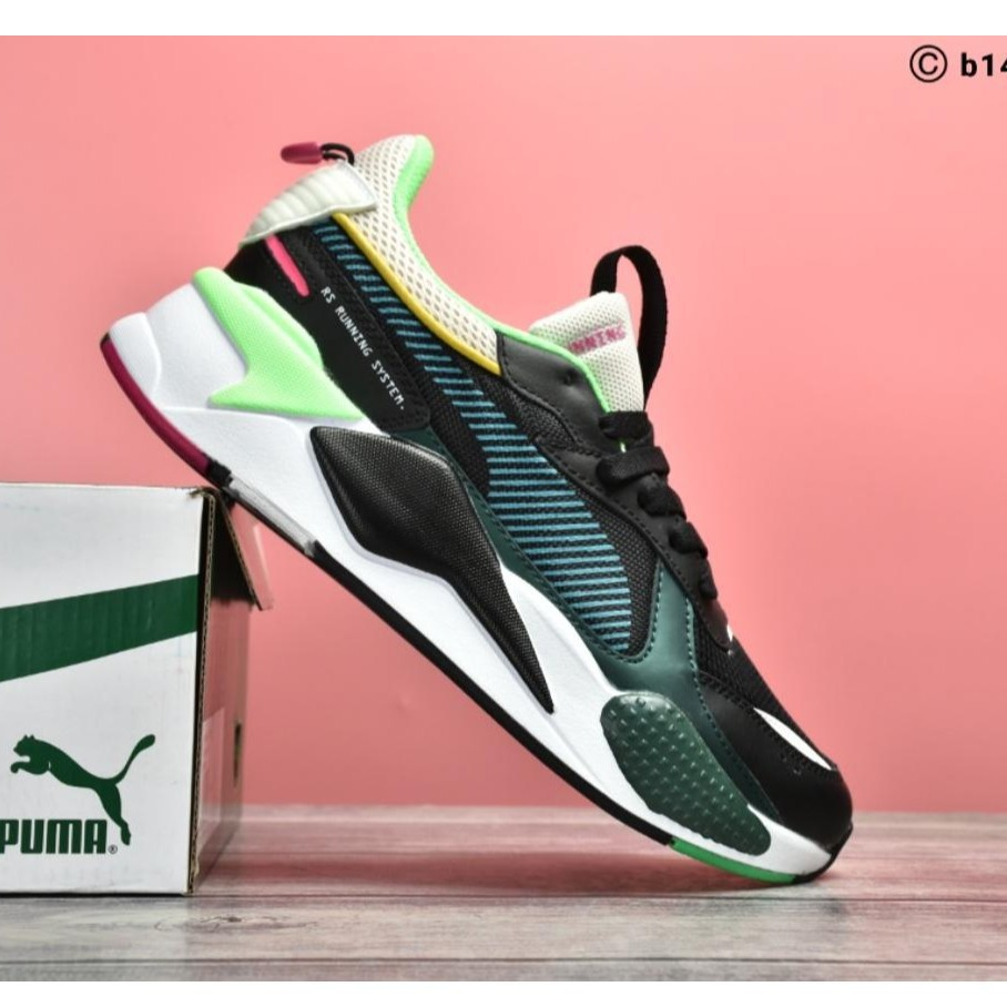 d425c4061bc Puma rs-x TOYS SYSTEM retro sneakers