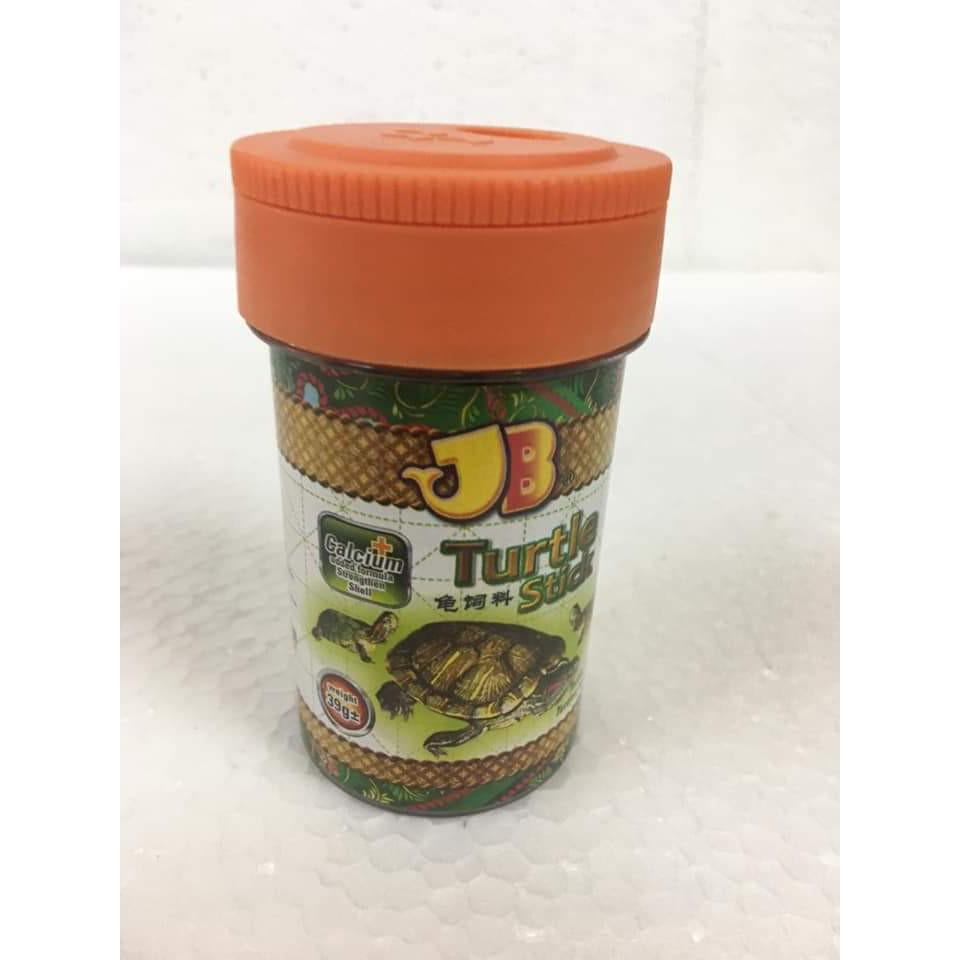JB Turtle Food Stick / Makanan Kura-Kura Size:39g