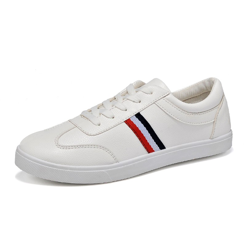 New Fshion รองเท้าผ้าใบ รองเท้าผ้าใบผู้ชาย รองเท้าแฟชั่น N