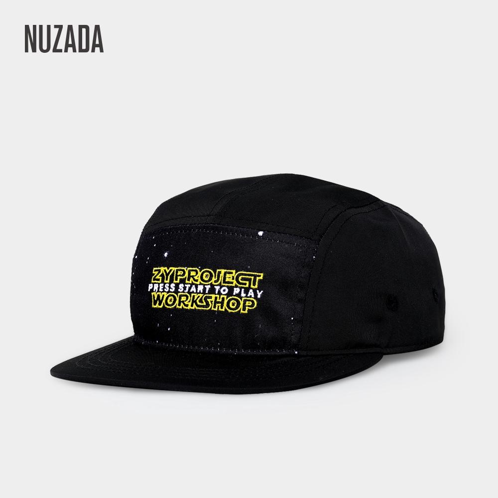 df94d9e89 NUZADA Caps Design Snapback Baseball Cap For Men Women Neutral Couple  Embroidery Printing Bone Fashion Hat