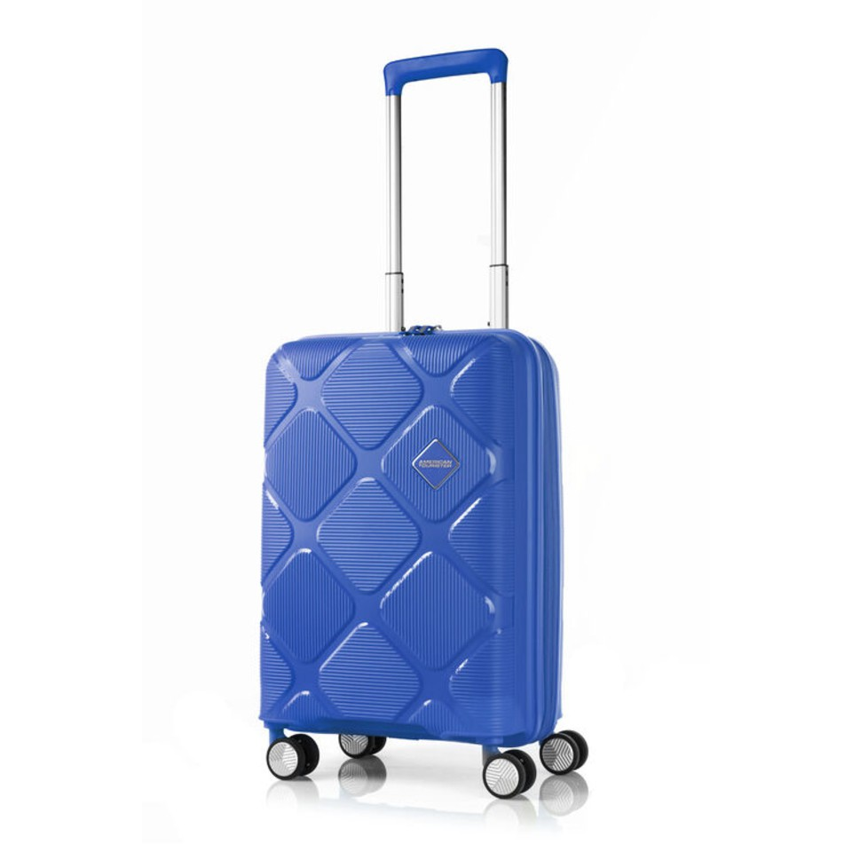 American Tourister  INSTAGON  SPINNER 55/20 EXP TSA-IMPERIAL BLUE