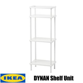 new style f627f c9973 IKEA DYNAN Shelf Unit with Towel Rail (40x27x108 cm ...