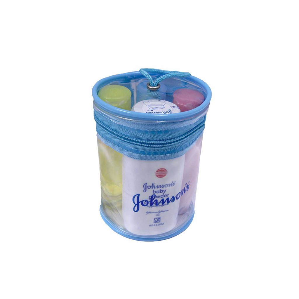 Johnson's Baby All in One Baby Travel Kit