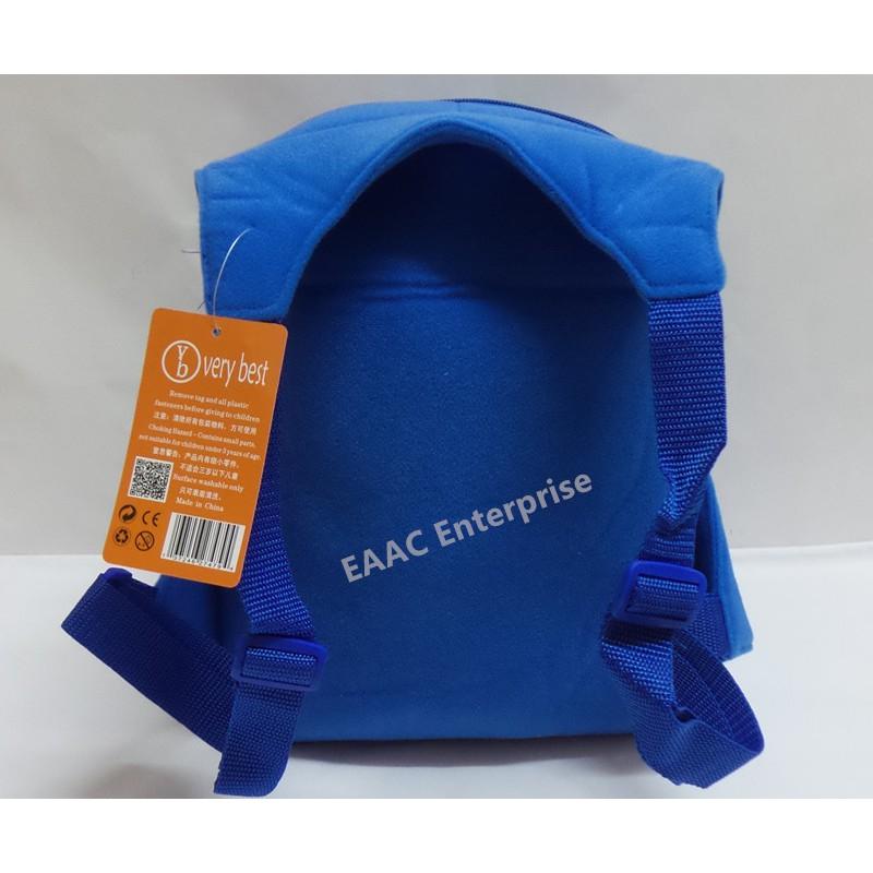 3D Cute PJ Masks Blue Catboy Backpack Kindergarten School Bag