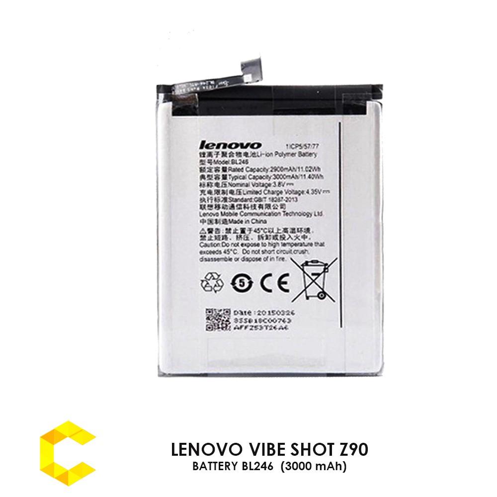 Lenovo A6000 Plus K3 K30 T Battery Bl242 Yes Altitude M631y 2300