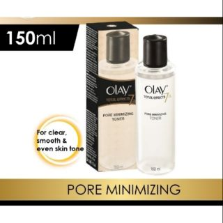 Olay Total Effects 7 In One Pore Minimizing Toner 150ml Exp 2022