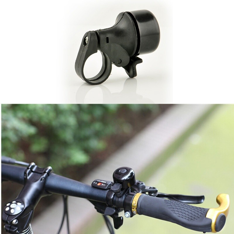 6 Color Metal /& Plastic Ring Handlebar Bell Sound for Bike Bicycle Cycling Alarm
