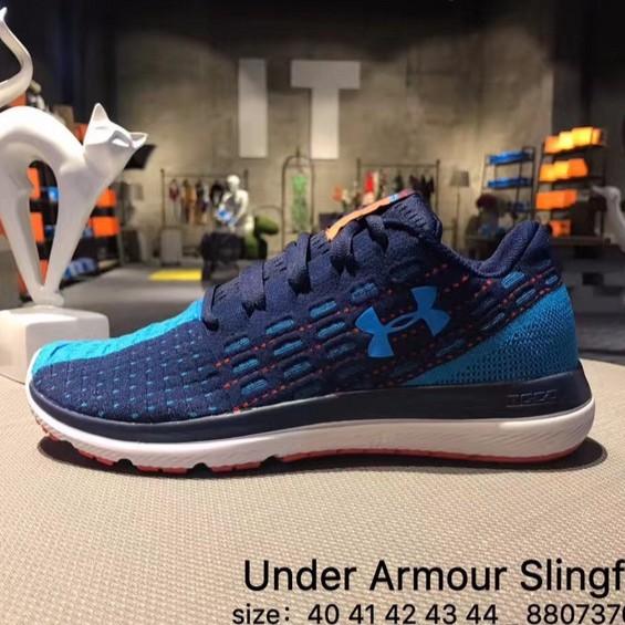 dd6d3ac01397c Under Armor Ua Slingflex Running Shoes 8807370Zgm Eur40-44Blue ...