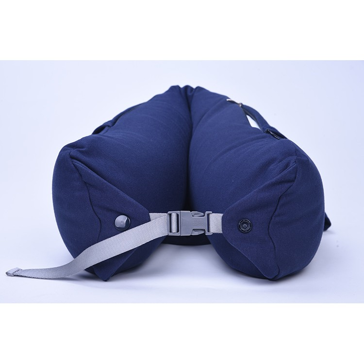 FGD 292 U Shaped Neck Pillow with Hood