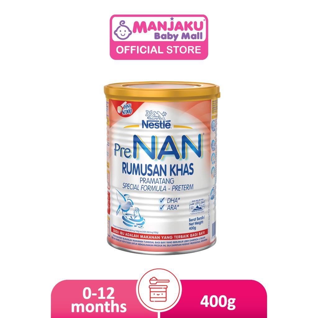 Nestle Pre Nan (400g) - Special Formula - Preterm