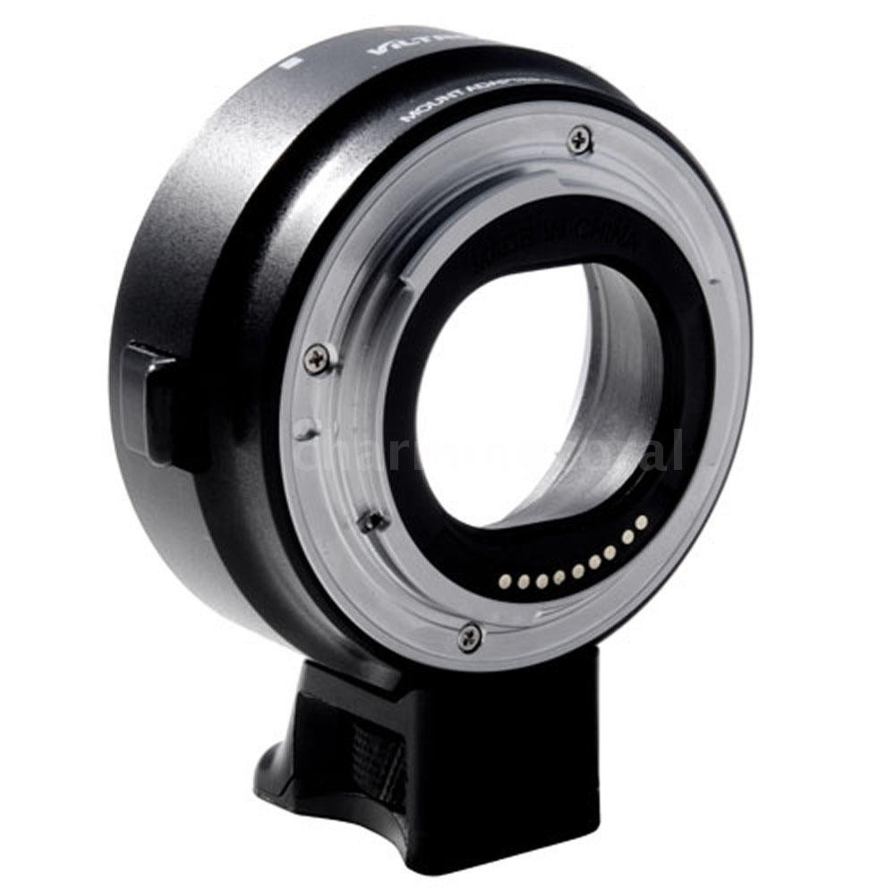 Viltrox Auto Focus EF-EOS M MOUNT Lens Mount Adapter for Canon EF EF-S Lens to Canon EOS Mirrorless