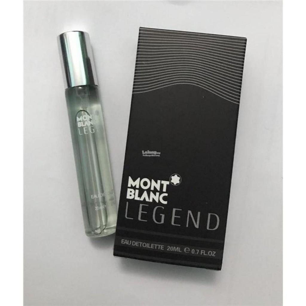 MONT BLANC EMBLEM EDT MEN . (Europe Authentic Perfume 20ML)