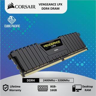 HyperX Predator RGB 8gb/ 16GB /32GB DDR4 3200MHz/3600MHz