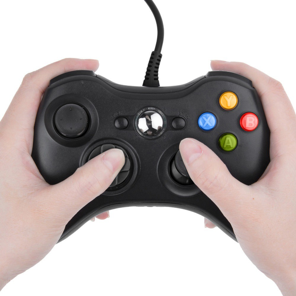 Gamepad For Xbox 360 Wired Controller For XBOX 360 Controle Wired Joystick  For XBOX360 Game Controller Joypad