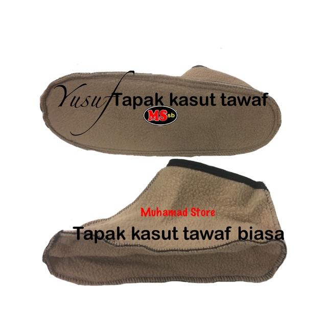 YUSUF Kasut Tawaf Tapak Tebal & Anti Licin
