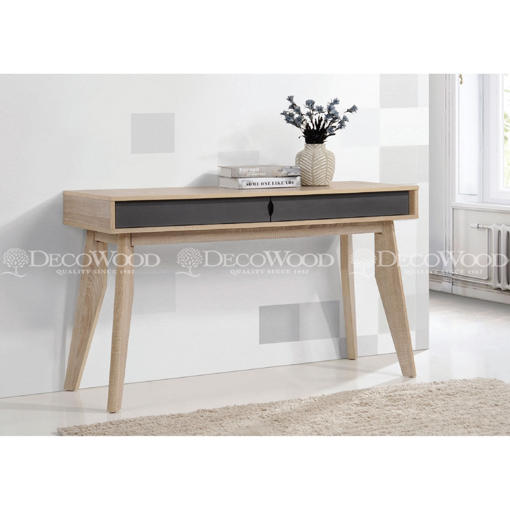 Solid Wood Console Table Side Table Hall Table Wall Table Shopee Malaysia