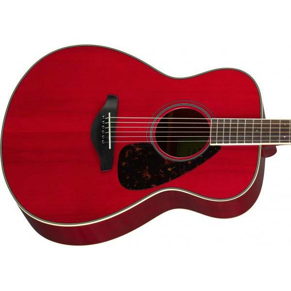 Yamaha FS820 40 Concert Solid Spruce Top Acoustic Guitar(FS 820)