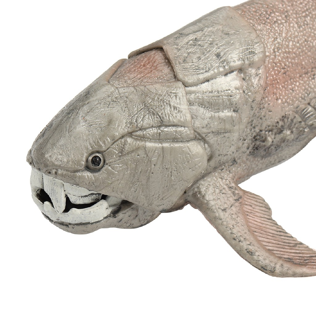 Sea Life Dunkleosteus Dinosaurs Soft PVC Action Figure Kids Children Toy Model