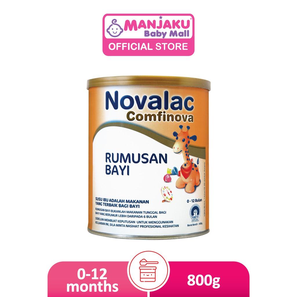 Novalac Comfinova Infant Milk Formula (800g)