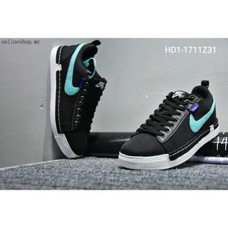 Original Nike Lunar Force 1 Duckboot Low men women sports shoes running sneakers