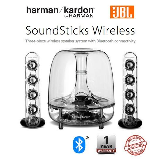 Verrassend Harman Kardon JBL SoundSticks 2.1 Wireless Bluetooth Speaker SE-55