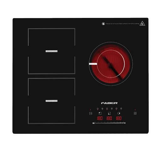 Faber Induction Cooker PREMIO FLEXI-60 2ID+1C