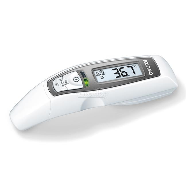 Beurer 6in1 Function Ear & Forehead Thermometer FT65 [5 Year Warranty] Fever Test