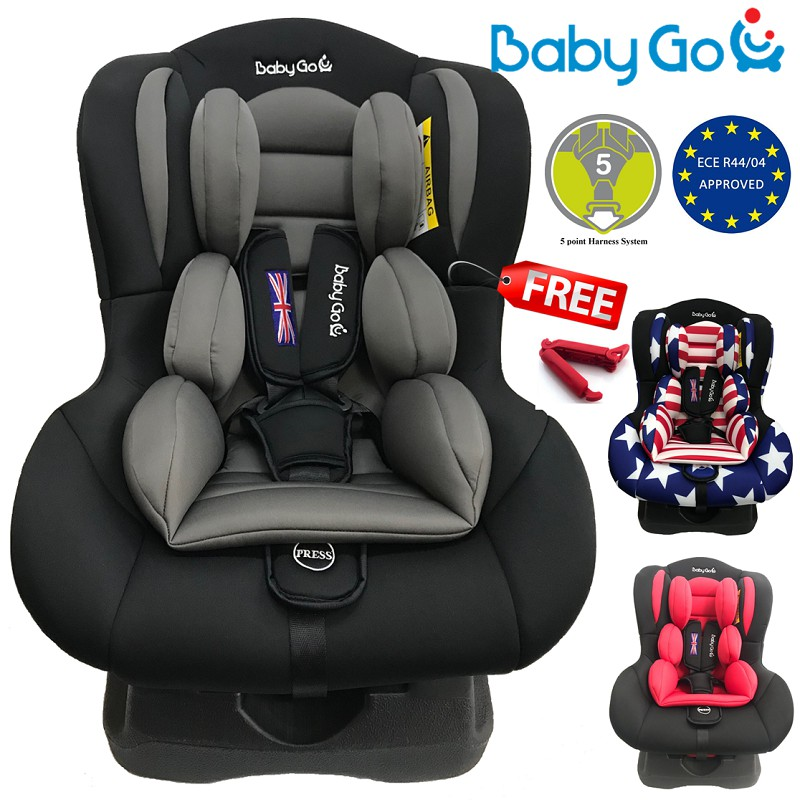 BabyGo Baby Car Seat New Born -5 Years