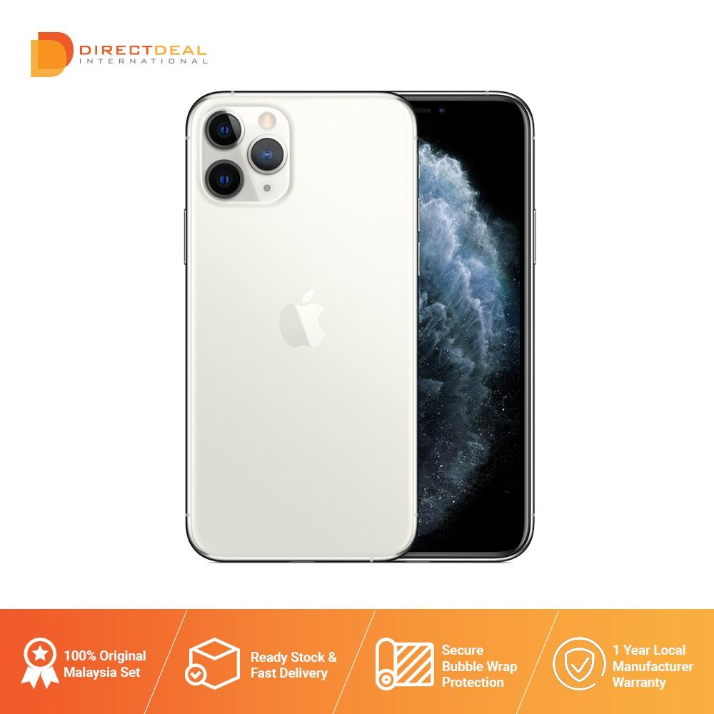Apple iPhone 11 Pro Max 512GB - Original Apple Malaysia 1 Year Warranty (MY SET)