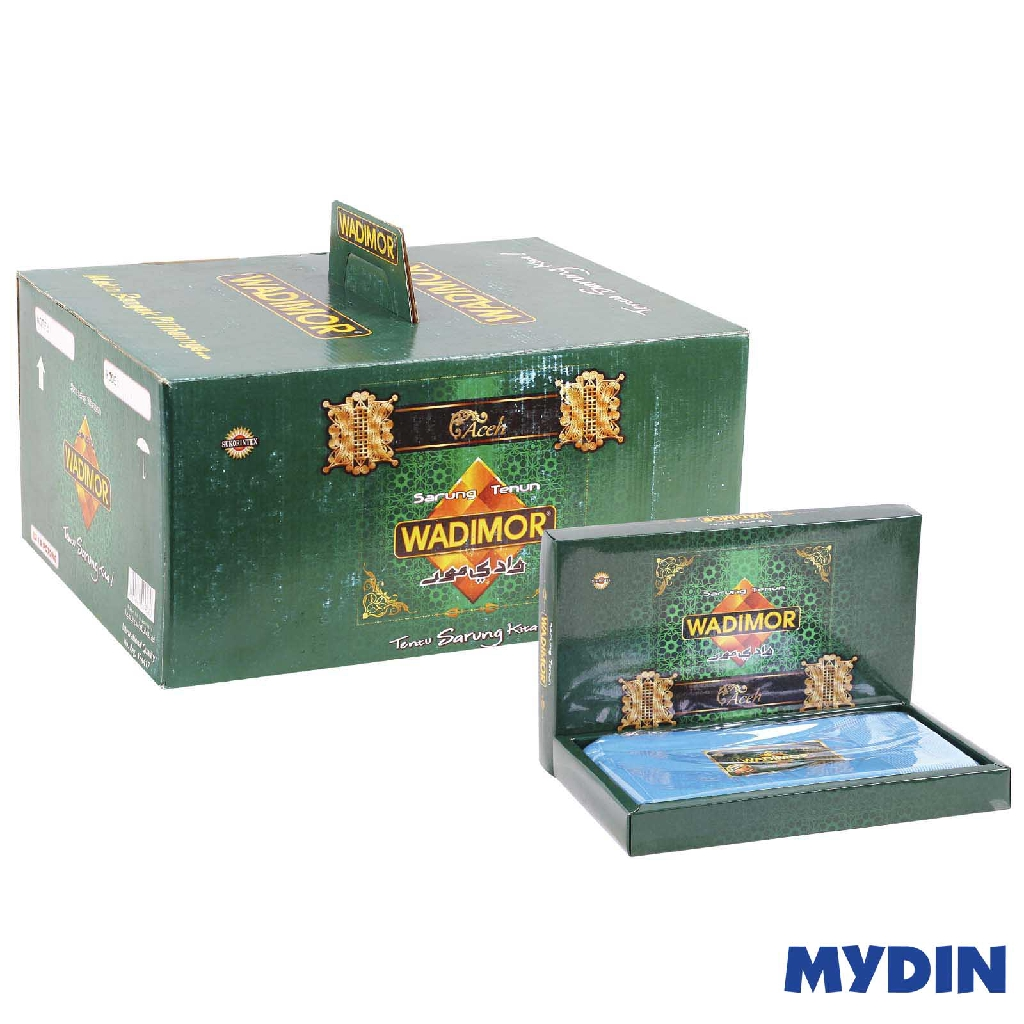 Wadimor Pelikat Aceh With Box WB179004 Assorted (10pcs)