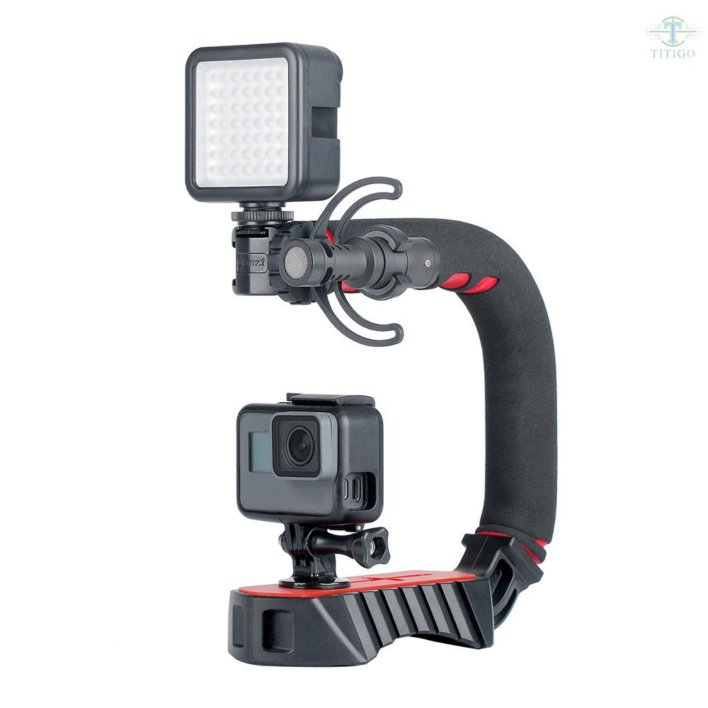 Samsung Galaxy Camera 2 Vertical Shoe Mount Stabilizer Handle Pro Video Stabilizing Handle Grip for
