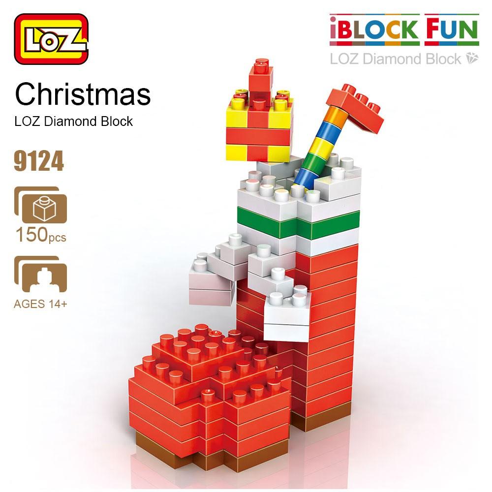 Brand New LOZ DIAMOND Loki 9156 180pc Building Block Toy Gift UK