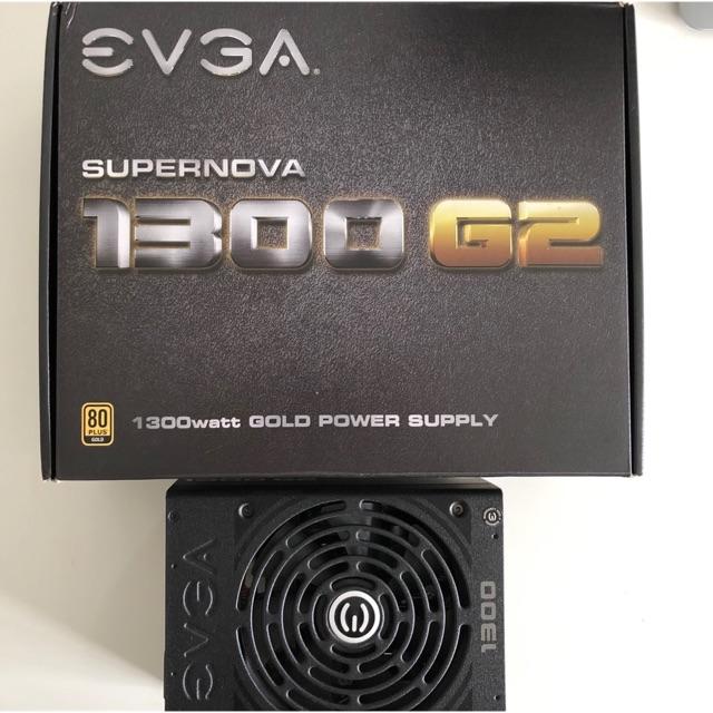 POWER SUPPLY EVGA SUPER NOVA 750 G2  80 PLUS GOLD USED