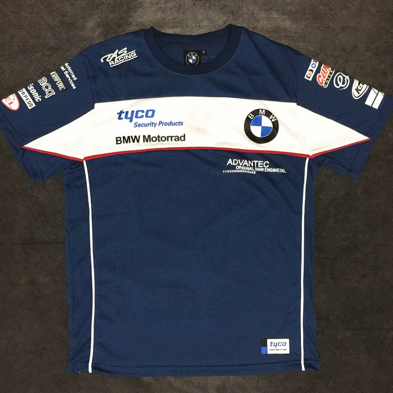 212a19c7d812 BMW MOTORRAD TYCO MOTORCYCLE COTTON T-SHIRT | Shopee Malaysia
