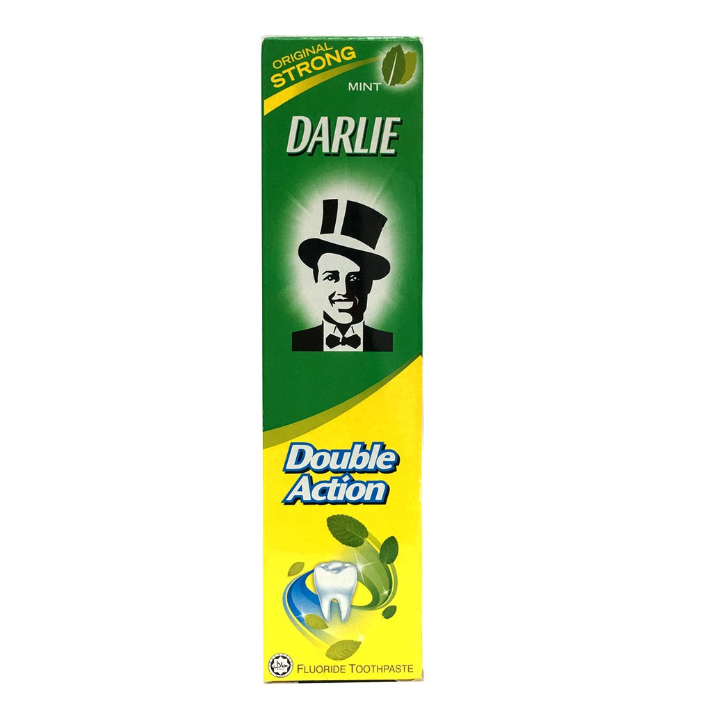 Darlie Toothpaste Double Action Mint 75g