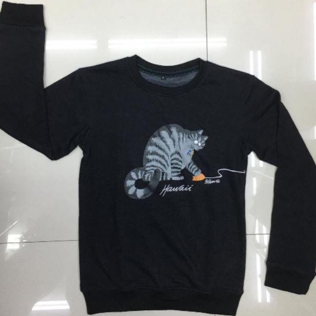 Tshirt Viral Kucing Gemuk Shopee Malaysia