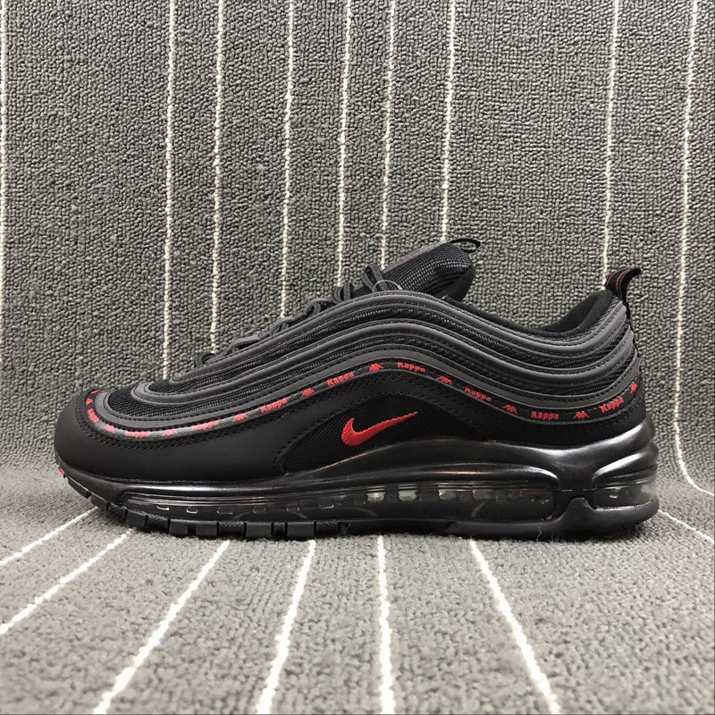 Nike Air Max 97 OG KAPPA Unisex Running Shoes Outdoor Sport Sneakers AJ1986 004