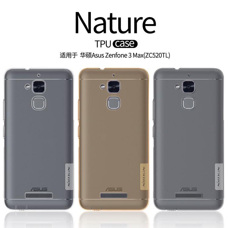Zenfone 3 Max ZC520TL ZC553KL Nillkin Nature TPU Case Cover | Shopee Malaysia