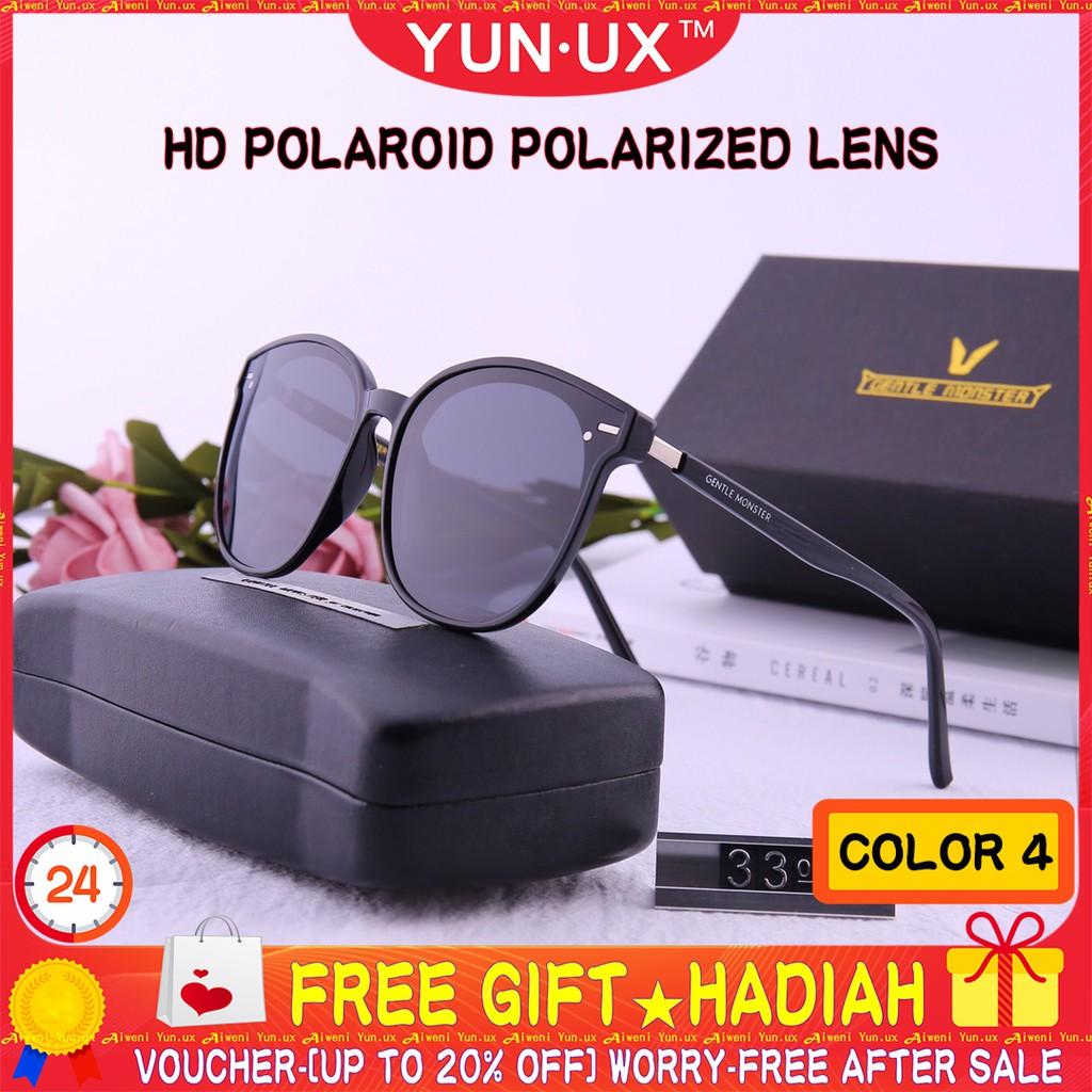 d3feb050feed 🎁YUN.UX™ Classic Polarized Sunglasses Women Men Fashion Glasses Oversized  Lens