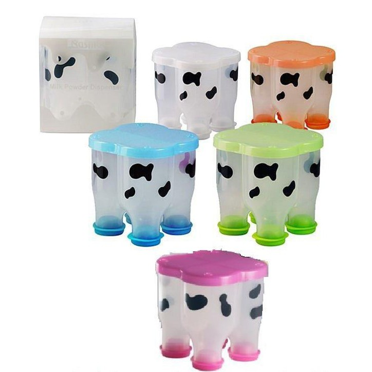Basilic Milk Powder Dispenser - Cow Shape (D058)