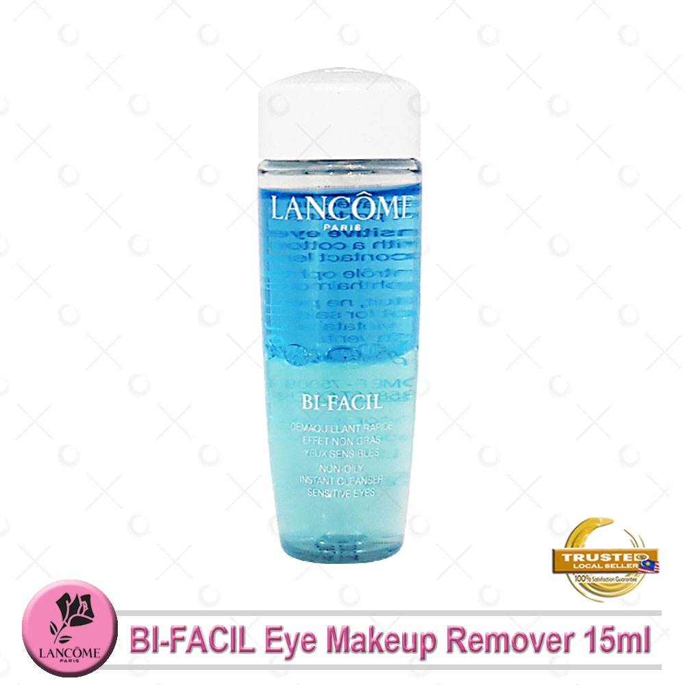 LANCOME BI-FACIL Eye Makeup Remover 15ml