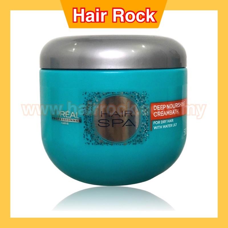 L'oreal Professionnel Hair Spa Creambath Deep Nourising Masque 500ml