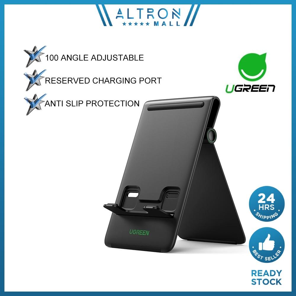 UGREEN Desk Tablet Stand Adjustable Desktop Stent for Tablet Smartphone Pad iPad Pro iPad Air Nintendo Switch
