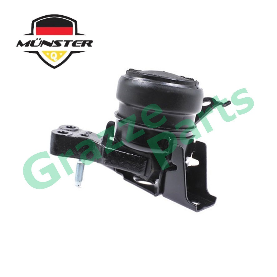 Münster Engine Mounting RH 12305-21330 for Toyota Vios NCP93 Manual