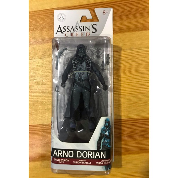 Mcfarlane Toys Assassin S Creed Series 4 Arno Dorian Eagle Vision