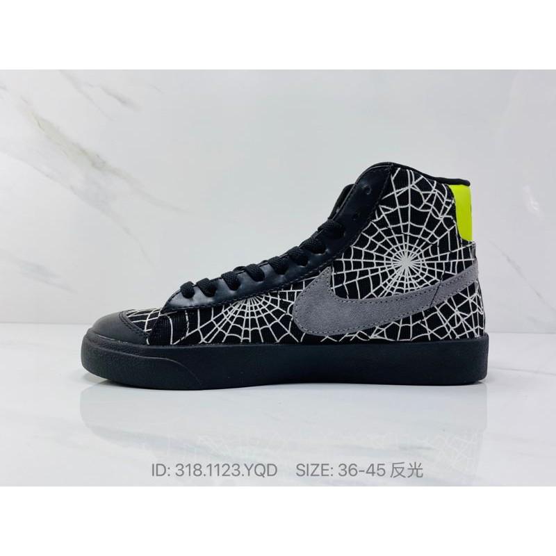 Nike Blazer Spider Web Casual Shoes Men Women💥Premium💥-36-45 EURO